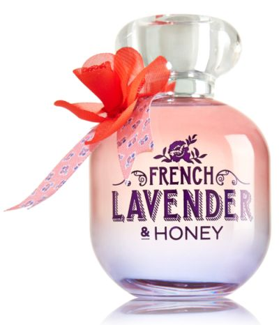 Коллекция French Lavender & Honey от Bath & Body Works